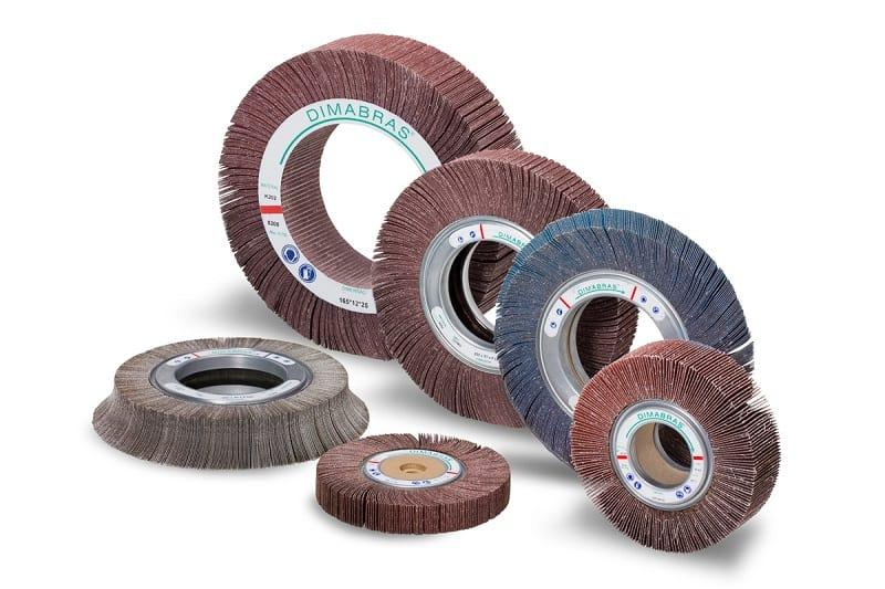 Coated Abrasive Flap Wheels