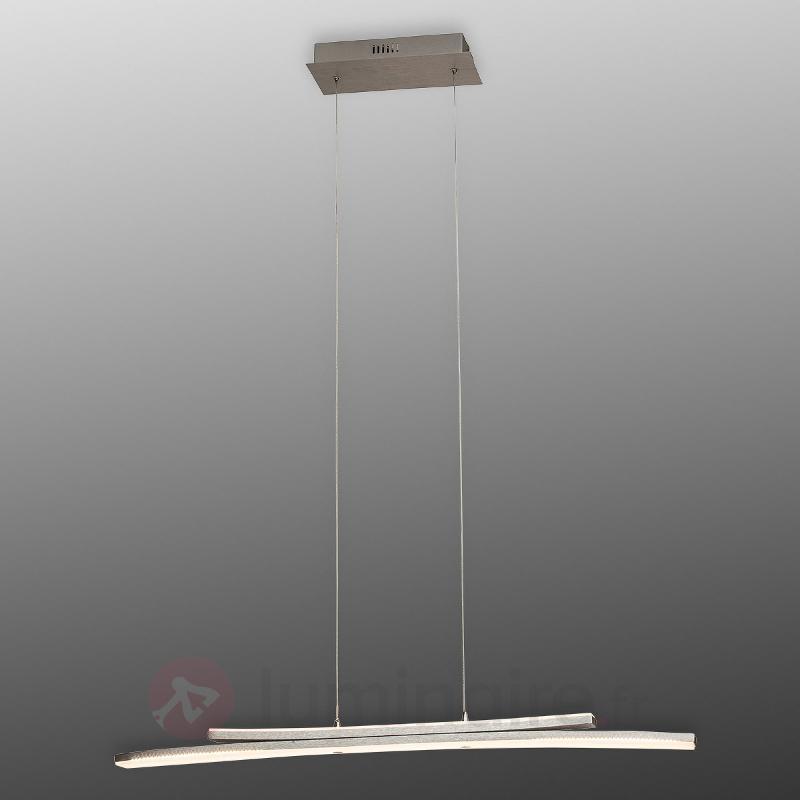 Suspension LED moderne Sunrise, longueur 90 cm - Suspensions LED