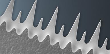 Ätzen von Metall-Oberflächen