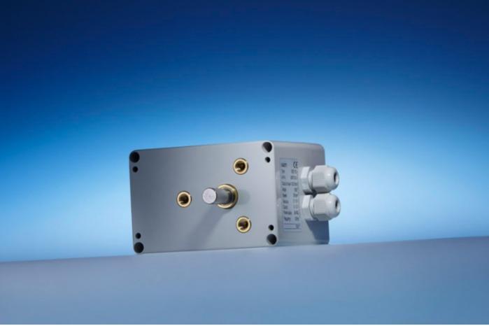 Positionierantrieb PSE 200 - Positioniersystem mit analoger Sollwertvorgabe