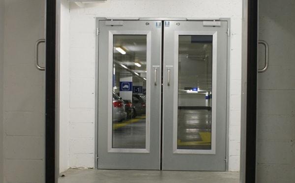 Une porte sécurité - Heinen, la porte sécurité