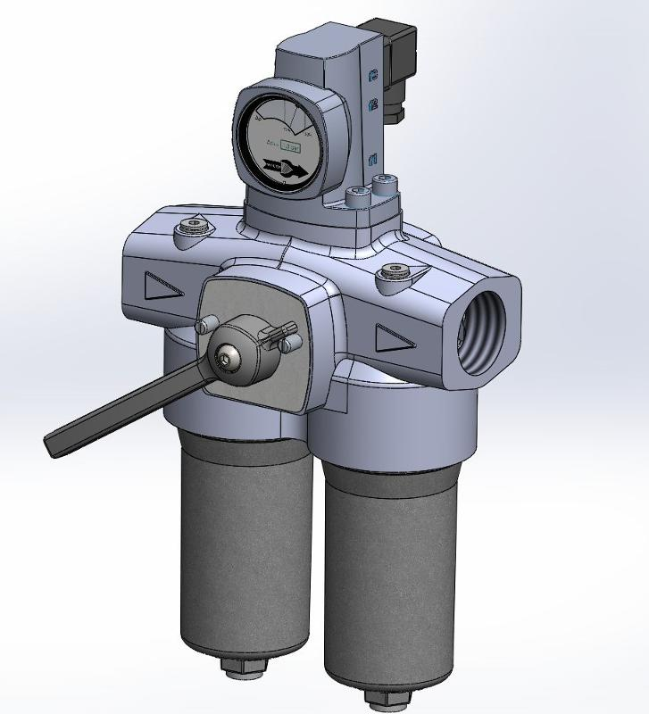 Doppelfilter Typ W-DF-4.222 - null