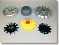 Motor Cooling Fans and Fan Cowls - null