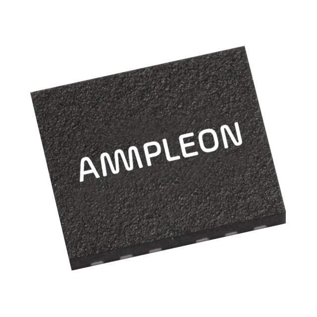 RF FET LDMOS 104V 22DB 12VDFN - Ampleon USA Inc. BLP10H610AZ