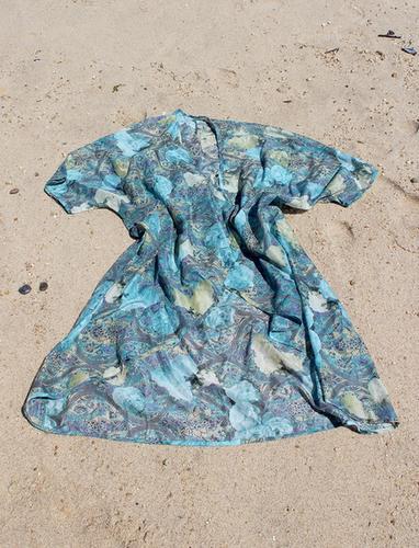 Vestido de praia -