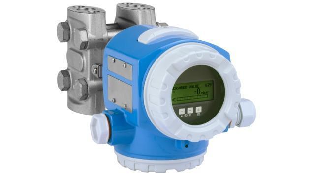 mesure pression - pression diffdrentielle PMD75