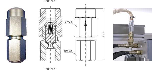 Soluzioni Alternative : Dispositivo automatico di sfiato