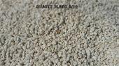 Graviers - Quartz Blanc : Gravier de quartz blanc pour finition taille