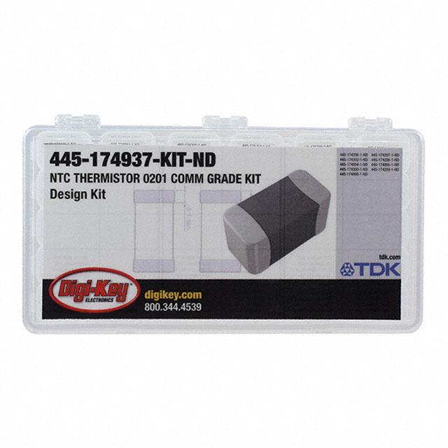 NTC THERMISTOR 0201 COMM GRADE K - TDK Corporation NTC0201-KIT