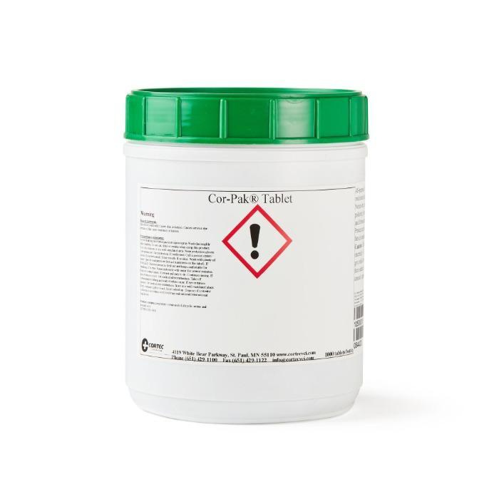 Tablets Cor-Pak®  - Alternativa superior de tablets VpCI® VCI
