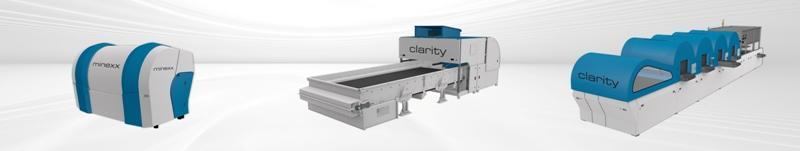 Sensorbasiert Sortieren mit CLARITY und MINEXX