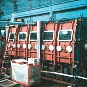 Установка для ручной дуговой сварки в контролируемой атмосфе - Модель: УСКС-21