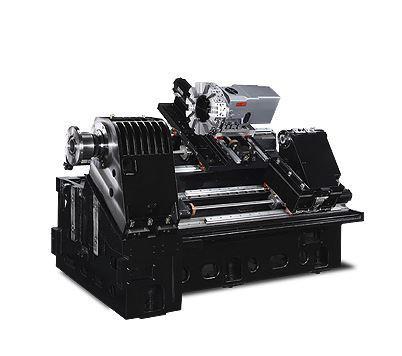 Mehrachsen-Drehzentrum - TMX 10i - Die ideale Maschine für die Komplettbearbeitung mittelgroßer Teile
