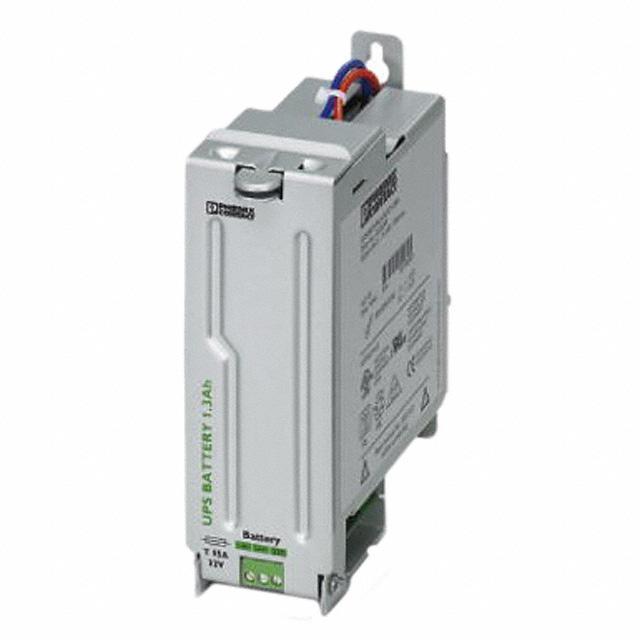 RECHARGEABLE BATT MODULE 24VDC - Phoenix Contact 2320296