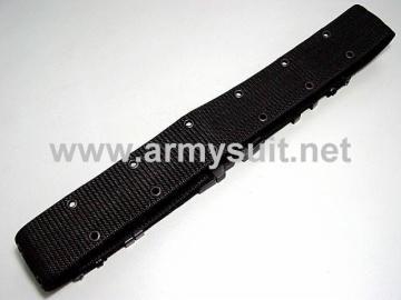 "Combat Tactical 2.5"" Heavy Duty Belt Black - PNS-BT01"
