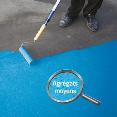Peinture antidérapante pour parking - Color'bitume® Antidérapant