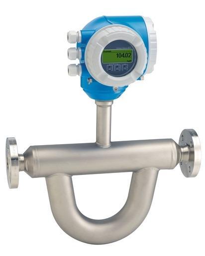 Proline Promass Q 300 Caudalímetro por efecto Coriolis - Especialista innovador en aplicaciones exigentes
