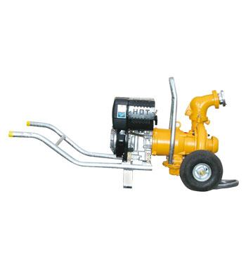 Construction and sewage pumps BS-BSD-BSG Construction - Pumps