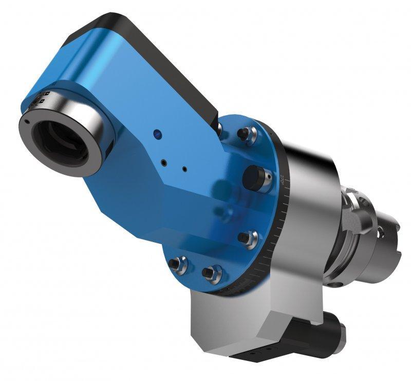 Angle head FIX WWX - CNC unit / angle head for machining of metal