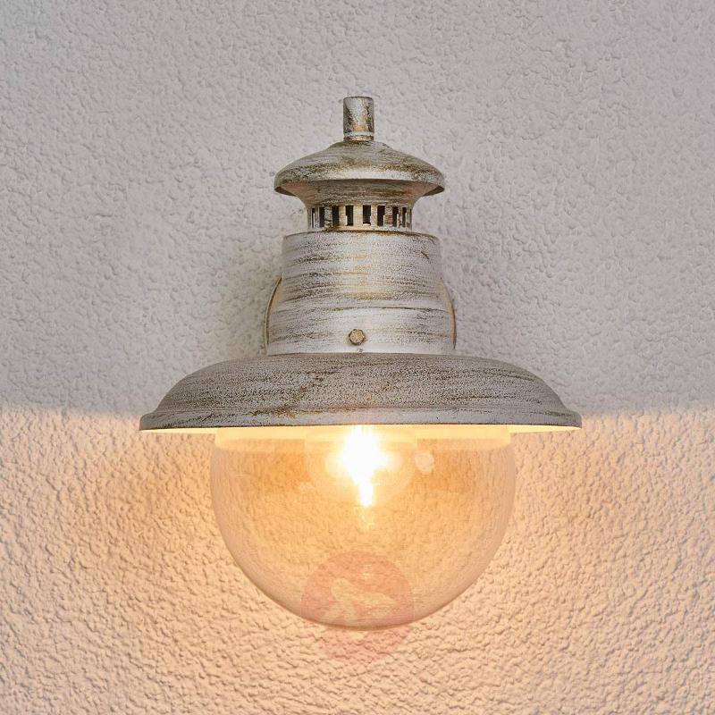 Artu outdoor wall light with an antique look - Outdoor Wall Lights