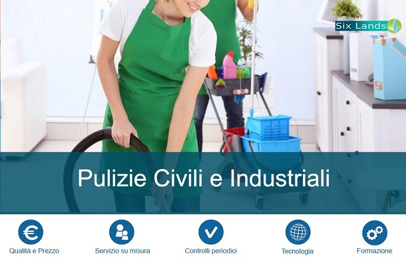 Pulizie Civili e Industriali -