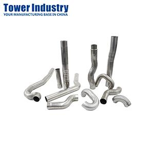 Tube bending fabrication - China tube bending parts, tube bending welding parts