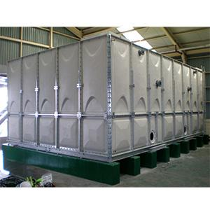 FINETANK - SMC Water Tank - WRAS approved GRP Panel Tank produced by ISO-9001 certified Korean manufacturer