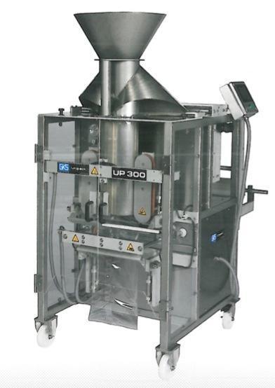 machines - afvul- en verpakkingsmachines - Verticale flowpack