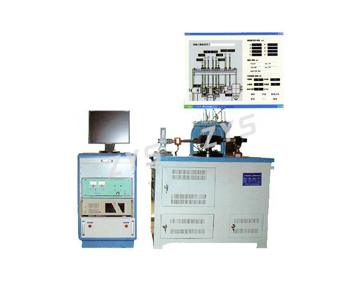 Moment Rigid Testing Platform - Testing Machine