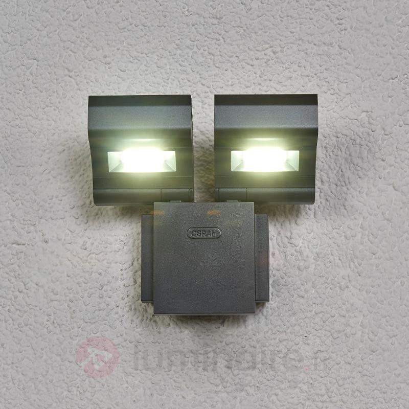 Applique d'extérieur Noxlight LED Spot 2x8 - Appliques d'extérieur LED