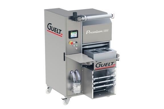 Operculeuse semi-automatique: Premium 1000 - Operculeuse semi-automatique
