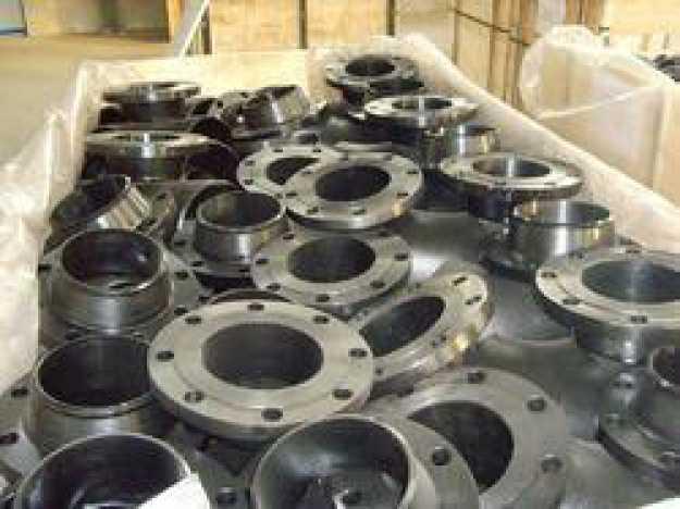 Steel Flanges - manufacturers of flanges