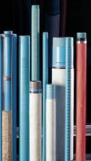 Puits d'eau - Outils - Tubes de drainage en PVC rigide