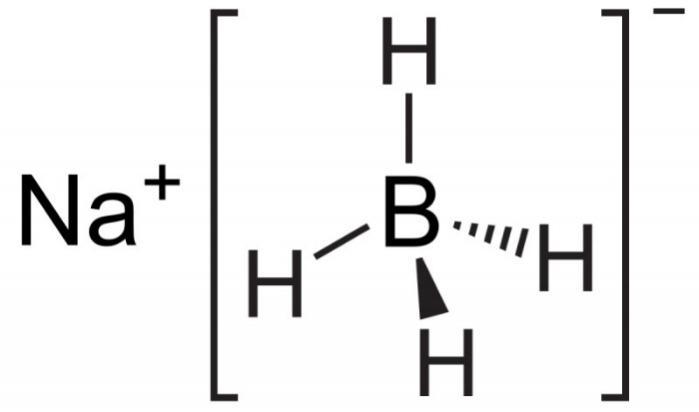 Natriumborhydrid, fest - Natriumborhydrid; Zwischenprodukt; [16940-66-2]
