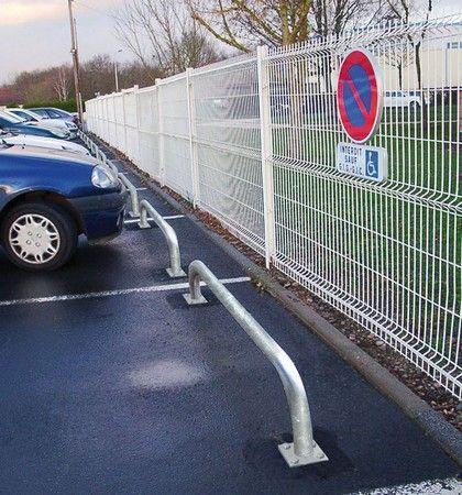 Arceaux Bas De Protection - Portique Limiteur D'accès