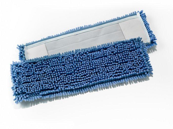 Mikrofasermopp chenille - null