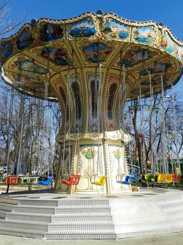 GS 9,50/36 - Swing Carousel