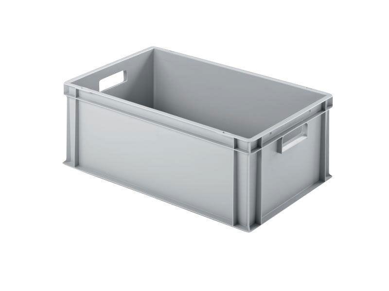 Stapelbehälter: Ronny 220 DG - Stapelbehälter: Ronny 220 DG, 600 x 400 x 220 mm