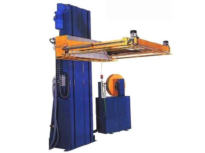 Automatische omsnoeringsmachines HORIZON - Omsnoeringsmachines voor palletladingen