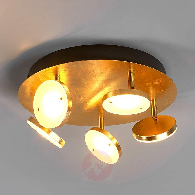 5-bulb LED ceiling light Tina - dimmable - Ceiling Lights