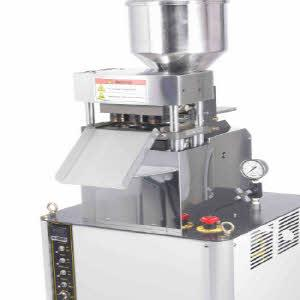 Corn Cake Machine - Corn is one of the popular material for popping machine