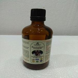 Ancient Healer beard growth oil100ml - Mooch and beard growth hair oil