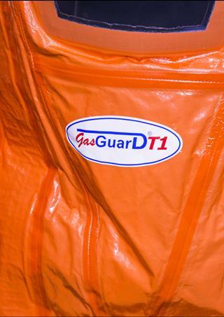 Scafandri Gasguard® T1 - Scafandri Ventilati