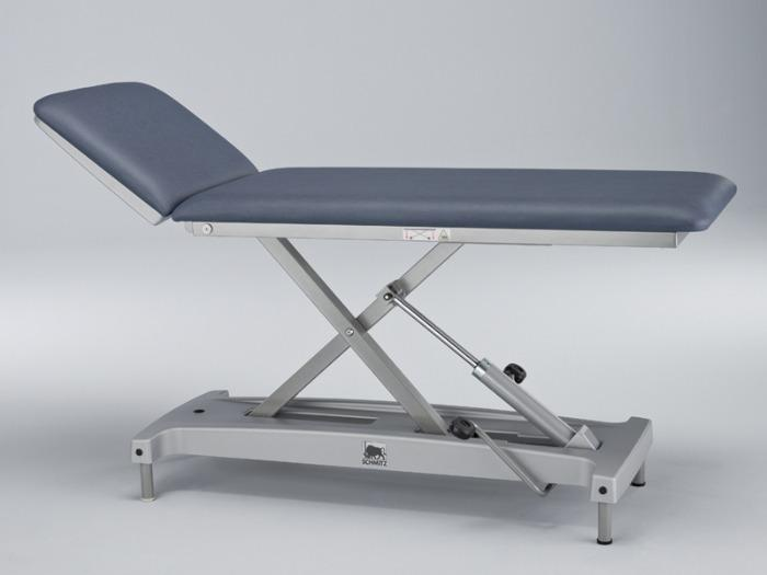 varimed® Divans d'examen et de traitement à hauteur réglable - à choix, réglage hydraulique ou électrique