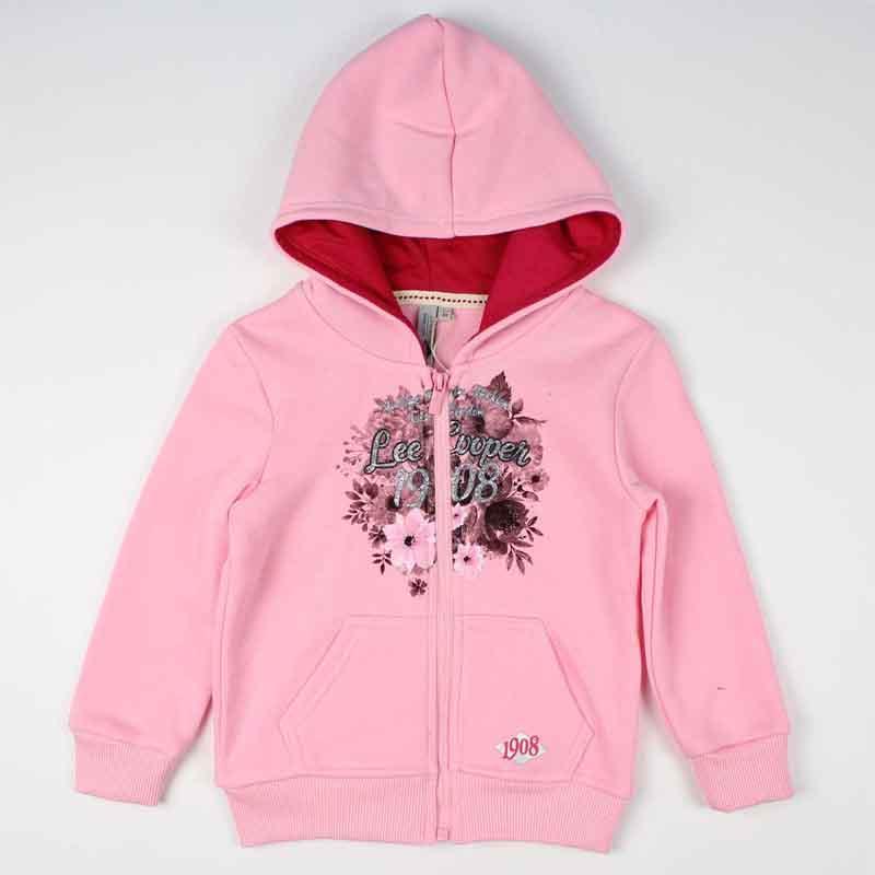 Wholesaler clothing hooded jacket licenced Lee Cooper kids - Coat and Jacket