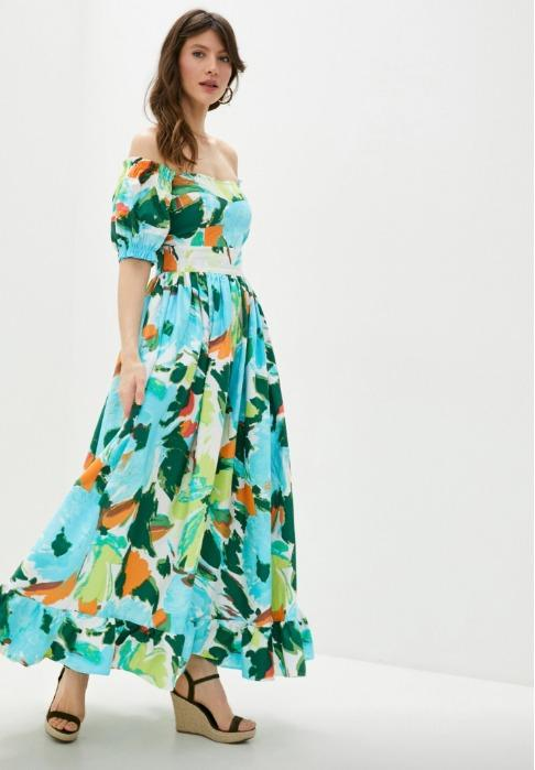 "Women's dress  - Women's dress ""FEDERIKA""  ( 4942-0113)"