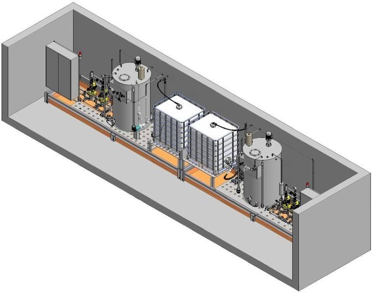 Blending Systems - null