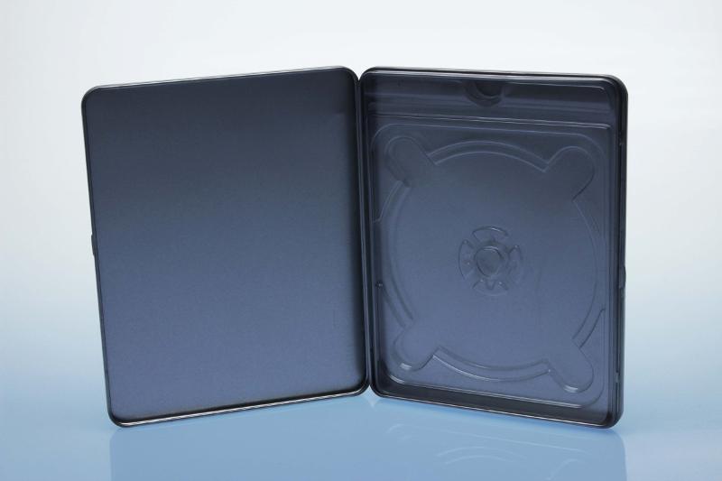 BluRay Box aus Metall - ohne Sichtfenster - Metalldosen