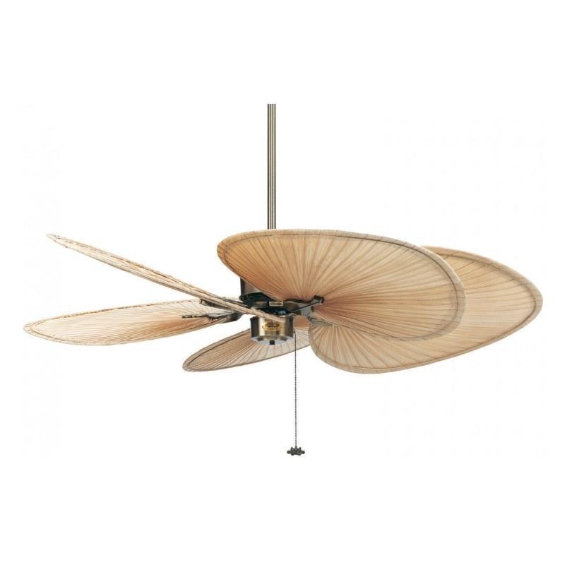 CASA BRUNO Islander Ventilador de techo 'Clásico', latón ant