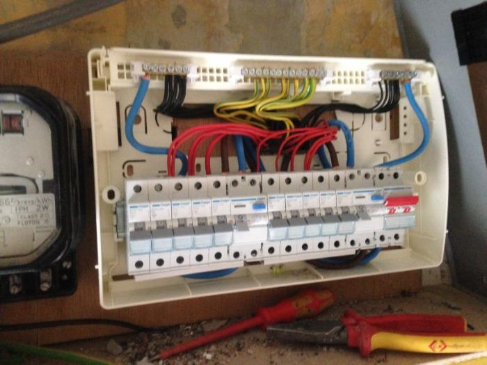 Fuse board Replacement -